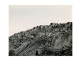 Safed (Tsefat), 1850s Giclee Print by Mendel John Diness