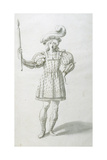 Torchbearer Giclee Print by Inigo Jones