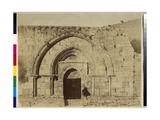Tomb of the Virgin, 1855-57 Giclee Print by Mendel John Diness