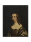 Portrait of a Lady Giclee Print by John Hayls