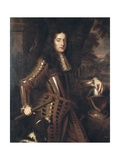 Portrait of William III as Prince of Orange, Mid 17th Century Giclee Print