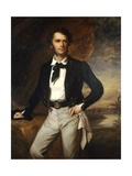 Sir James Brooke, 1847 Giclee Print by Sir Francis Grant