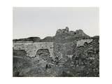 Ruins, Bethany from the West, 1850s Giclee Print by Mendel John Diness