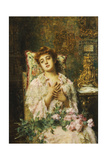 Love Offerings Giclee Print by Alexei Alexevich Harlamoff