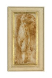 A Putto Turned to the Left Gicleetryck av Parmigianino,