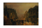 Pall Mall Giclee Print by John Atkinson Grimshaw