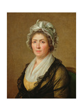 Portrait of a Woman, or the Governess of the The Artist's Children Giclee Print by Jacques-Louis David