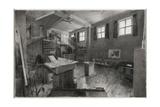 Studio Interior Giclee Print by Ben Henriques