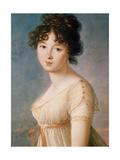 Princess Aniela Angelique Czartoryska Nee Radziwill, 1802 Giclee Print by Elisabeth Louise Vigee-LeBrun