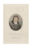 Samuel Arnold, Engraved by William Ridley (1764-1838), 1803 Giclee Print by S. J. Arnold