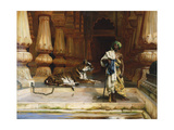 The Palace Guards Giclee Print by Rudolphe Ernst