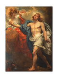 The Resurrection Giclee Print by Benjamin West