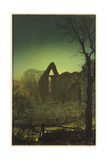 Bolton Abbey Giclee Print by John Atkinson Grimshaw