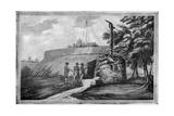 Thames Head, 1793 Giclee Print by Joseph Farington