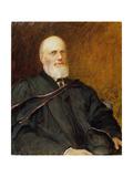 Alfred Robinson, 1895 Giclée-Druck von Sir Hubert von Herkomer