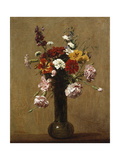 Small Bouquet, 1891 Giclee Print by Henri Fantin-Latour