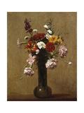 Small Bouquet, 1891 Giclee Print by Ignace Henri Jean Fantin-Latour