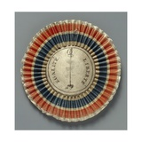 Cockade in the Colours of the French Republic, after 1789 Giclee Print