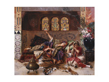 In the Harem Giclee Print by Rudolphe Ernst