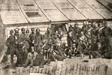 18th Royal Irish Regiment Camp, Sebastopol, May 1856 Photographic Print by James Robertson