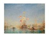 Venice Giclee Print by Felix Ziem