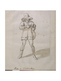 A Seller of Tinder Boxes Giclee Print by Inigo Jones