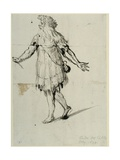 A Druid, C.1638 Giclee Print by Inigo Jones