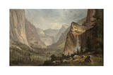 Yosemite Giclee Print by Thomas Hill