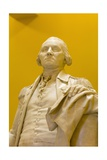 George Washington (Detail) Giclee Print by Jean-Antoine Houdon