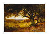Spithead, Uppark, Sussex, 1868 Giclee Print by George Cole