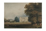Addiscombe College, 1831 Giclee Print by J. S. Phillips