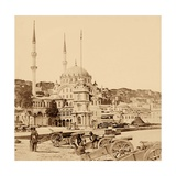 Artillery and Munition Store, Istanbul, 1855 Giclee Print by Felice Beato