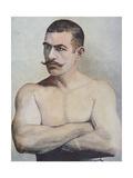 John L. Sullivan Giclee Print