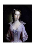 Portrait of a Lady Giclee Print by Thomas Hudson