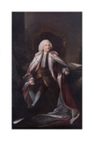 George Parker, 2nd Earl of Macclesfield Giclee Print by Benjamin Wilson