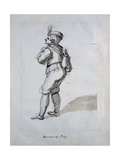 A Vintner's Boy Giclee Print by Inigo Jones