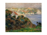 Fog on Guernsey, 1883 Giclee Print by Pierre-Auguste Renoir