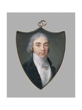 A Gentleman, 1798 Giclee Print by Jean-Baptiste-Jacques Augustin