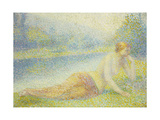 Reclining Nude Giclee Print by Hippolyte Petitjean