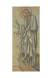 Christ Stilling the Waves Giclee Print by Sir Edward Coley Burne-Jones
