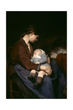 La Mere, 1888 Giclee Print by Elizabeth Nourse