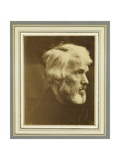 Thomas Carlyle, 1867 Giclee Print by Julia Margaret Cameron