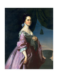 Sarah Jackson, C.1765 Giclee Print by John Singleton Copley