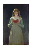 The Reader Giclee Print by Pierre Auguste Cot