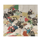 Thirty-Six Poets, Edo Period Giclee Print by Sakai Hoitsu