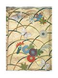 Noh Robe, Detail Giclee Print