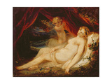 Venus and Putto Giclee Print by William Hamilton