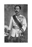 Chulalongkorn (Rama V), King of Siam, 1893 Giclee Print