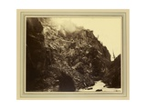 Canon of the Rio Las Animas (Colorado), C.1880 Giclee Print by William Henry Jackson