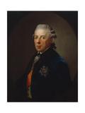 Portrait of Prince Heinrich of Prussia, after 1785 Giclée-tryk af Anton Graff